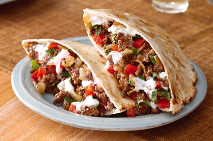 Chicken Dark Kebob (Pita)