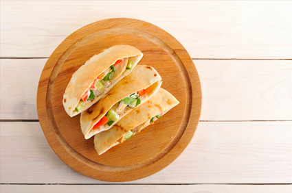 Chicken Breast (Pita)