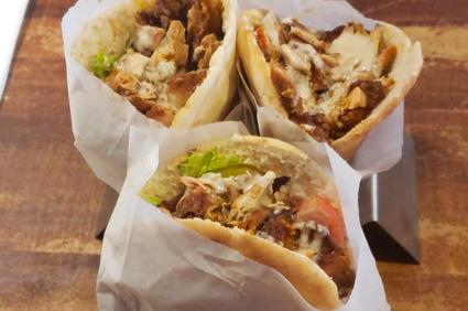 Chicken Shawarma (Pita)