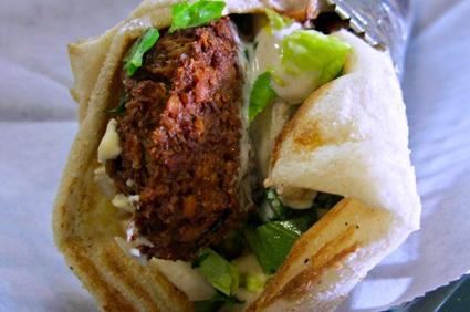Falafel (Laffa)