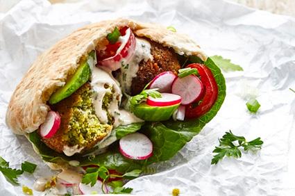 Falafel (Pita)