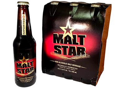 Malt Star Beer