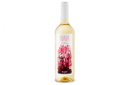 Nava Blanc, Chardonnay Vidal Blend, VQA